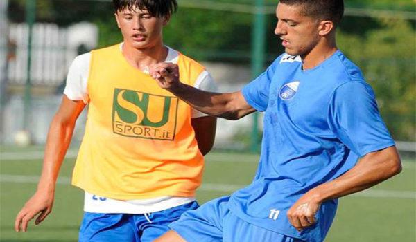 Quattro gol del Monticelli nel test a Giulianova