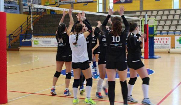 Le ragazze della Libero Volley pronte per il campionato di Serie D