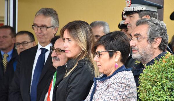 """Boschi e De Micheli: """"Nelle zone terremotate ci siamo e continueremo ad esserci"""""""