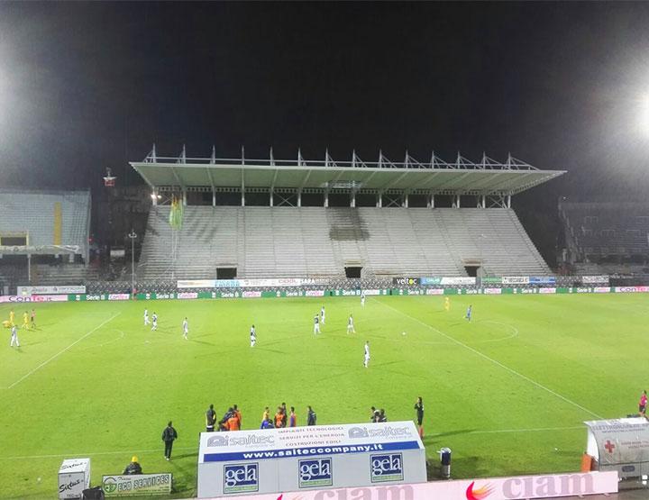 L'Ascoli Picchio risponde a Castelli sulla questione stadio Del Duca