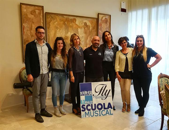 Open day Fly Communications: riparte la scuola di musica