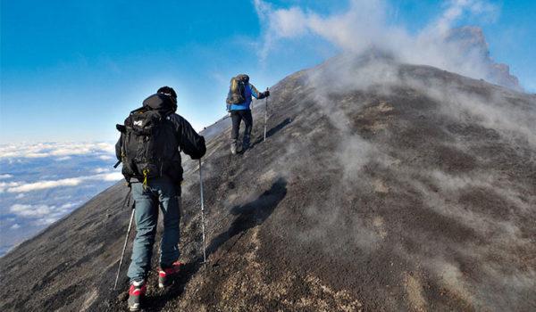 I cinque escursionisti salvati grazie a What's App