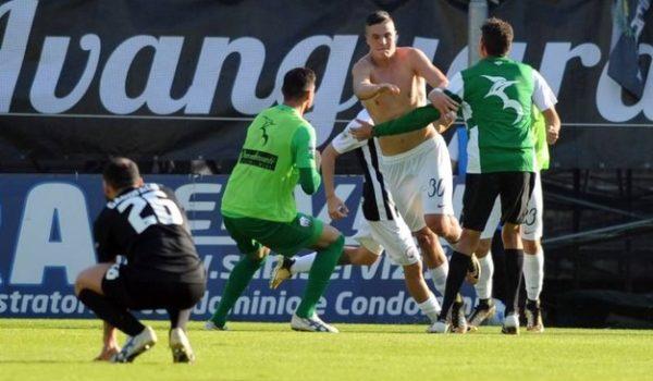 Ascoli-Venezia 3-3