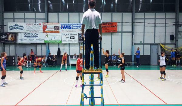 Vittoria della Libero Volley contro l'HappyCar Samb