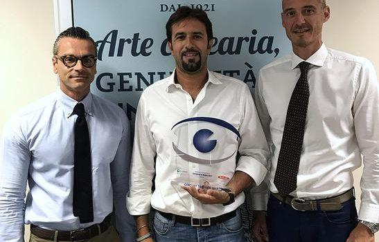 """Al gruppo Sabelli il premio """"Company to watch 2017"""""""