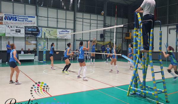 Vittoria della Libero Volley contro Le Querce Monticelli