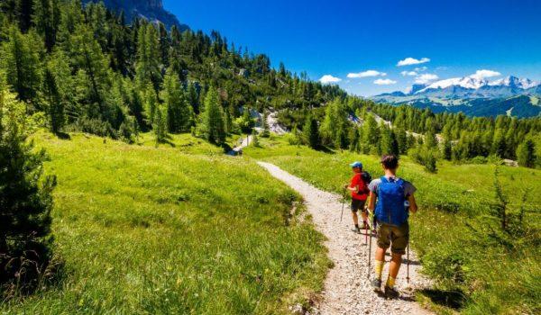 Il corpo nazionale alpino ha soccorso due escursionisti