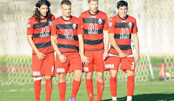 Monticelli-Fabriano Cerreto 0-1