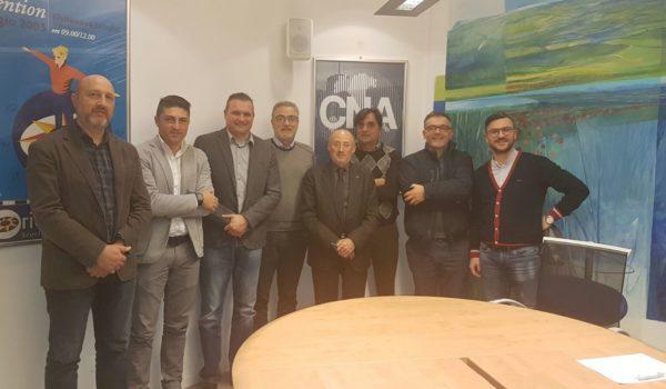 Luigi Passaretti neo presidente di FormArt Marche