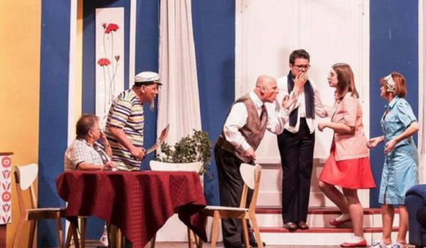 Ascoliscena: nuova commedia al Palafolli