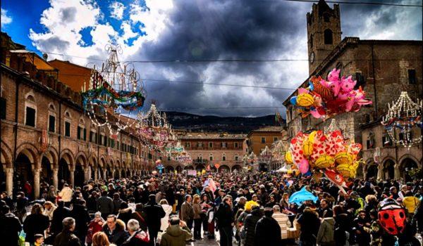 Carnevale Ascolano, edizione 2018