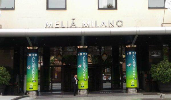 Radio Ascoli all'Hotel Melià di Milano