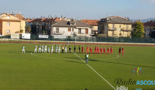 0-0 tra Monticelli e Avezzano, c'è rammarico