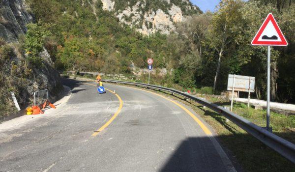 Anas : al via lavori di ripristino delle strade colpita dal sisma