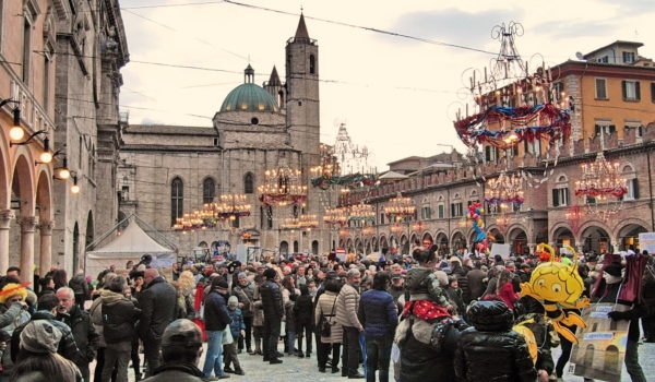 Su Radio Ascoli vivi il Carnevale in diretta