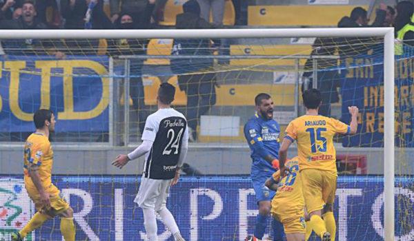Frosinone-Ascoli 2-0
