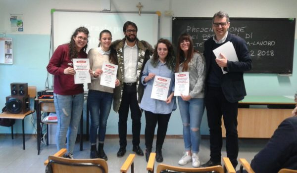 Sabelli: per il progetto di start up degli studenti
