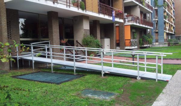 Eliminazione delle barriere architettoniche negli edifici privati