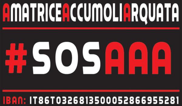 SOSAAA, il comunicato dell'Ascoli Picchio