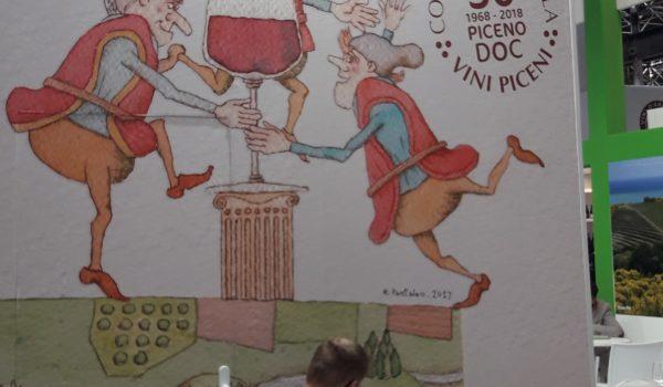 Consorzio Vini Piceni al Prowein 2018