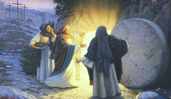 Buona Pasqua da Vescovo Giovanni d'Ercole