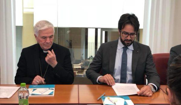 Mons. Giovanni D'Ercole a Realtà Locali