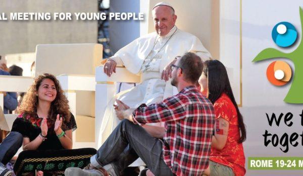REALTA' LOCALI: un'ascolana al presinodo dei giovani