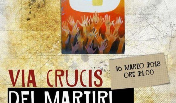 RL Ecclesia: parte la Via crucis dei Martiri