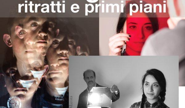 CORSO DI FOTOGRAFIA, RITRATTI E PRIMI PIANI CON PEPPE DI CARO