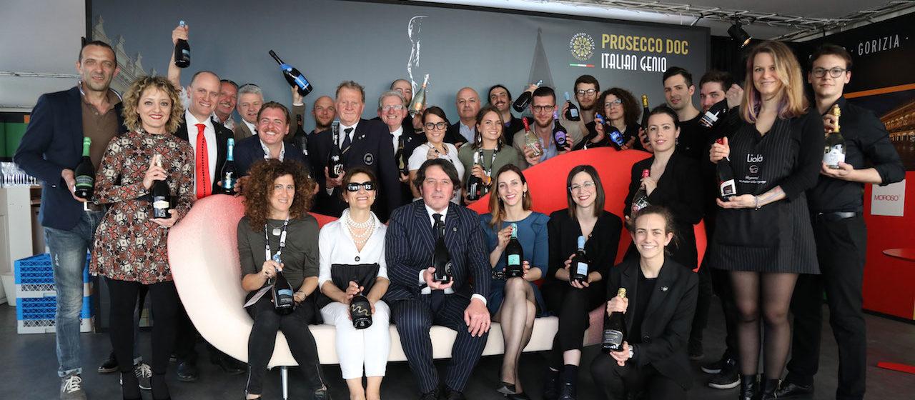 Vinitaly: presentata la bottiglia ufficiale dei mondiali di sci a Cortina