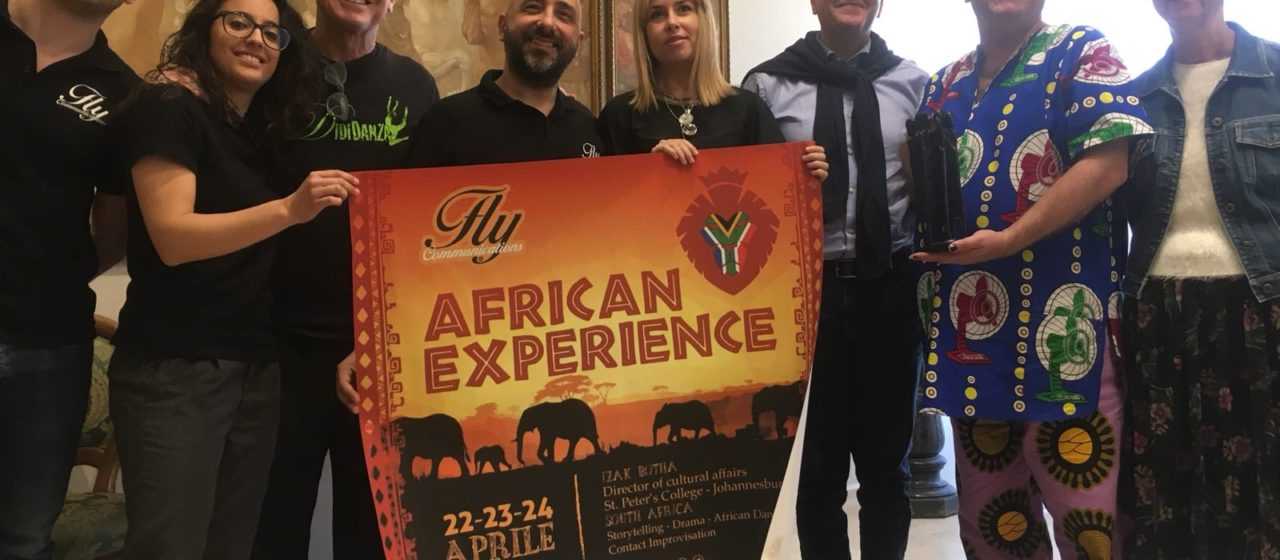 """Fly communications: stage di 3 giorni """"african exsperience"""""""