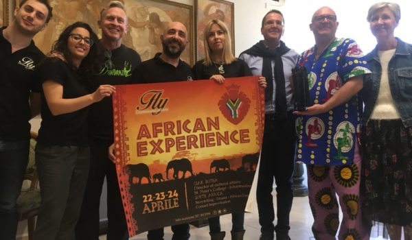 "Fly communications: stage di 3 giorni ""african exsperience"""
