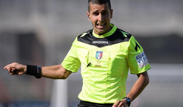Marinelli sarà l'arbitro di Cremonese-Ascoli. D'Urso in Under 20