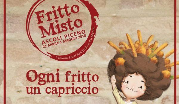 """Ad Ascoli torna il """"Fritto Misto"""" dal 21 aprile al 1 maggio"""