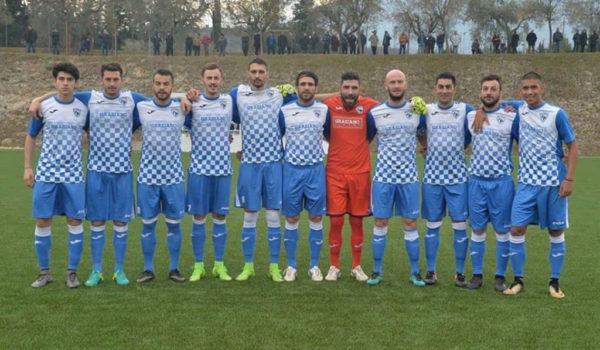 Il Ciabbino perde nei play out e retrocede in Promozione