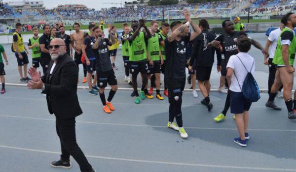 """Bianconeri in coro: """"Che bella vittoria"""""""