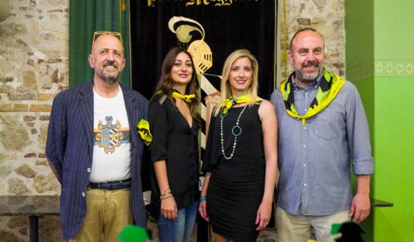 Quintana 2018, le dame di Porta Maggiore
