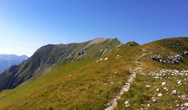 """Il """"Cammino nelle Terre Mutate"""" attraversa il Parco dei Sibillini"""