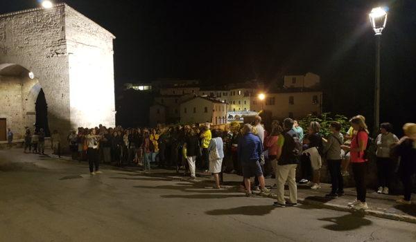 """""""Salute in cammino"""" organizzato dall'Acli Marche"""
