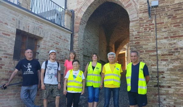 """Il progetto  """"la camminata dei musei """" a Monsampolo"""