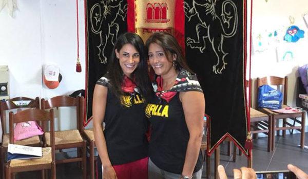 Germana Galli e Valeria Borgioni saranno le Dame di Porta Tufilla