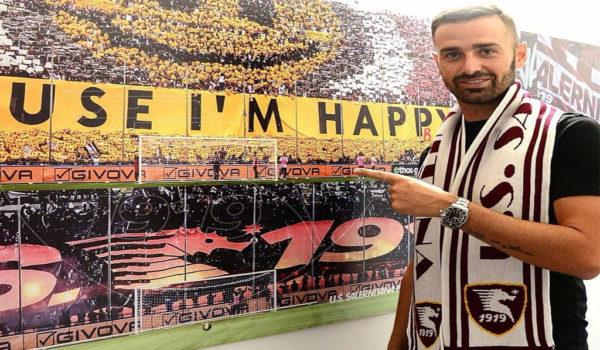 """Gigliotti: """"Ascoli, vi auguro il meglio. Grazie per queste stagioni"""""""