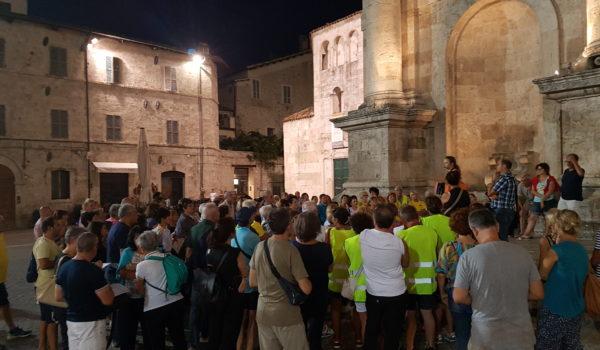 """""""Salute in cammino Ascoli"""" con una camminata sui luoghi della ceramica"""