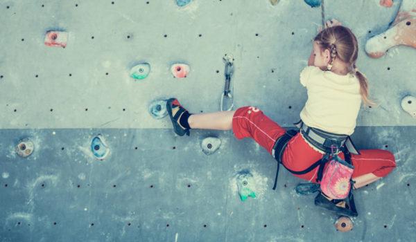 Nuova palestra per gli appassionati di arrampicata