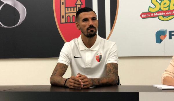 """D'Elia: """"La vittoria con il Lecce un punto di partenza. A Salerno senza timore"""""""