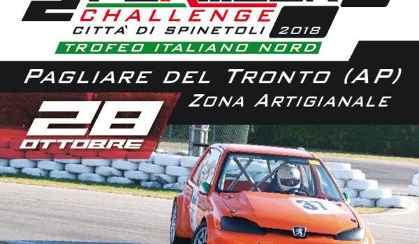 Automobilismo, 2° Formula Challenge Spinetoli