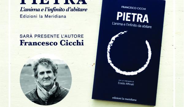 """Presentazione del libro """"Pietra. L'anima e l'infinito da abitare"""""""