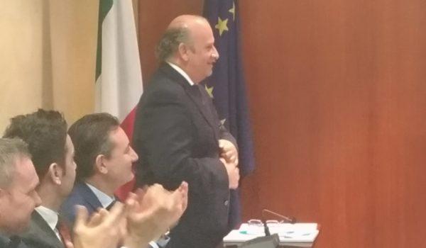 GINO SABATINI: NOMINATO PRESIDENTE DELLA CAMERA DI COMMERCIO DELLE MARCHE
