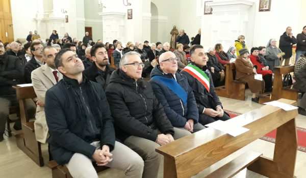 FORCE: INAUGURATO LA CHIESA DI SAN FRANCESCO