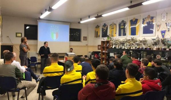 INCONTRI DI FORMAZIONE: GRANDE SUCCESSO PER LA POLISPORTIVA BORGO SOLESTA'